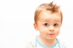 Olhe o bebê Imagens de Stock Royalty Free