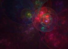 Olho cósmico Ilustração Stock