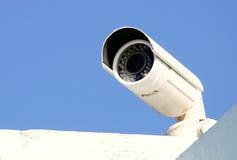Olho da tecnologia Fotos de Stock