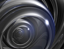 Olho de aço Foto de Stock