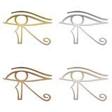 Olho de Horus Foto de Stock Royalty Free