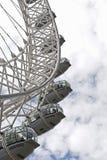 Olho de Londres Fotografia de Stock