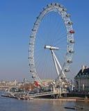 Olho de Londres Fotos de Stock Royalty Free