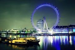 Olho de Londres Imagens de Stock