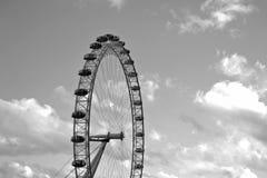 Olho de Londres Fotografia de Stock Royalty Free