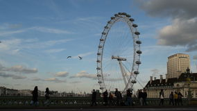 Olho de Londres em Londres filme