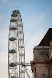 Olho de Londres em Londres Foto de Stock Royalty Free