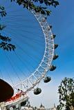 Olho de Londres em Londres Fotos de Stock