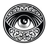 Olho de Providence ilustração royalty free
