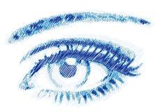 Olho do Scribble,