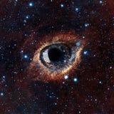 Olho do universo Fotos de Stock