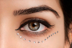 Olho Jewelery imagens de stock royalty free