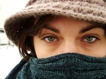 Olhos Imagens de Stock Royalty Free