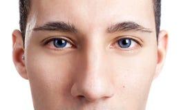 Olhos amigáveis Imagem de Stock