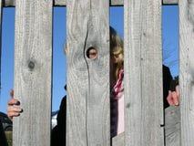 Olhos azuis Fotografia de Stock
