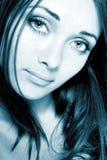 Olhos bonitos fotografia de stock royalty free