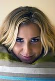 Olhos da beleza Imagem de Stock