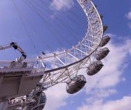 Olhos de Londres Imagem de Stock