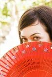 Olhos espanhóis Fotos de Stock