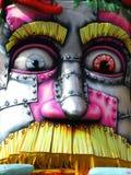 Olhos hipnóticos Fotografia de Stock Royalty Free