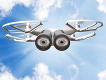Olhos no céu Fotos de Stock
