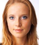 Olhos puros Fotografia de Stock