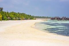 Olhuveli ö, Maldiverna Fotografering för Bildbyråer