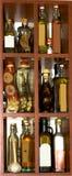 Oliën Royalty-vrije Stock Afbeeldingen