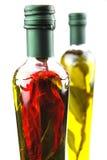 Oli di oliva immagine stock