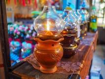 Oli Lamp Royalty Free Stock Photos