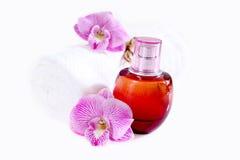 Oli massage. Royalty Free Stock Images