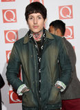 Oli Sykes. Arriving for The Q Awards 2012 held at the Grosvenor Hotel, London. 22/10/2012 Picture by: Henry Harris / Featureflash stock images