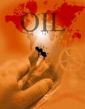 Olie Stock Foto