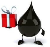 olie stock illustratie