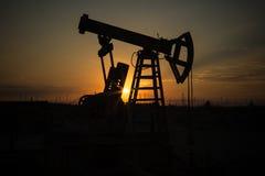 olie Royalty-vrije Stock Afbeelding