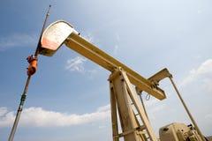 Olie en Gas stock foto's