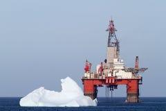 Olie en Gas Stock Foto