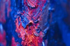 Olie op het schilderen Royalty-vrije Stock Fotografie
