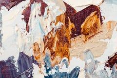Olie op het schilderen Royalty-vrije Stock Afbeelding