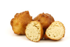 Oliebollen Royalty Free Stock Images