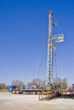 Oliebron die eenheid-6942 trekt Royalty-vrije Stock Afbeelding