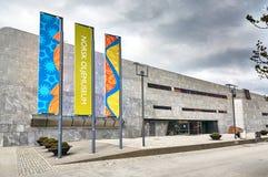 Oliemuseum Royalty-vrije Stock Afbeelding