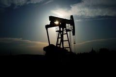 Oliepomp Stock Afbeeldingen