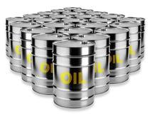 Olievat Royalty-vrije Stock Afbeelding