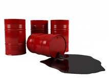 Olievaten Stock Fotografie