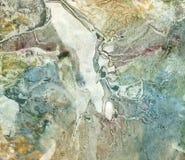 Olieverfschilderij Royalty-vrije Stock Afbeeldingen