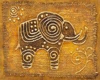 olifant royalty-vrije stock foto