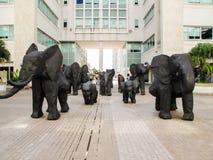 olifanten Royalty-vrije Stock Foto