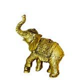 Olifants Gouden Cijfer Stock Afbeeldingen