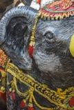 Olifantsstandbeeld Stock Afbeeldingen